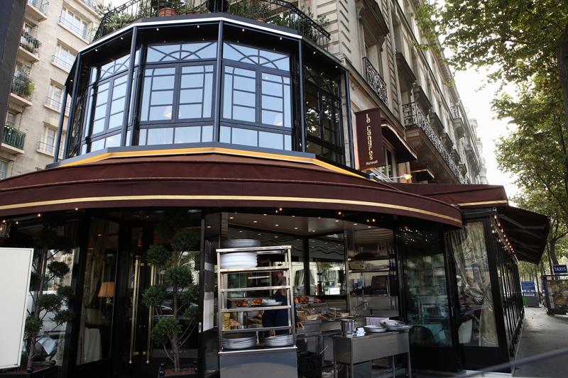 Le lieu d 39 accueil - Brasserie porte de versailles ...